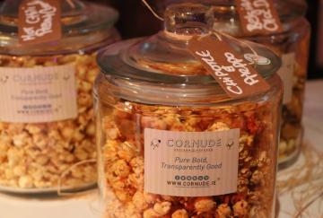Cornude Artisan Popcorn Alltech Craft Brews and Food Fair