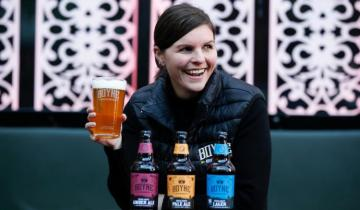 Boyne Brewhouse, Alltech Craft Brews and Food Fair, Sally-Anne Cooney