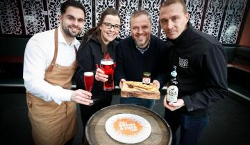 Alltech Craft Brews & Food Fair, Distillers Quarter, Craft Beer, Dublin, March, Dubin Craft Beer & Cider Cup, Limited Edition, Seasonal Brews