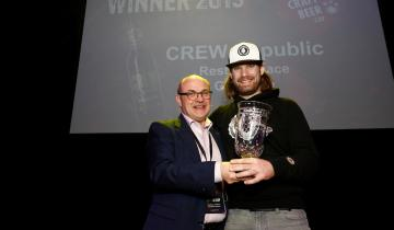 CREW Republic Dublin Craft Beer Cup Winner